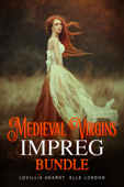 Medieval Virgins Impreg Bundle Book Cover