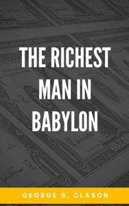 The Richest Man in Babylon da George S. Clason Copertina del libro