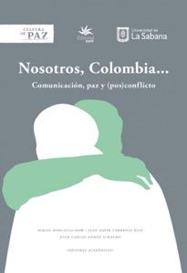 Nosotros, Colombia... Book Cover