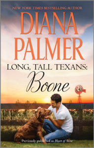 Long, Tall Texans: Boone Book Cover