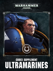 Codex Supplement: Ultramarines (Enhanced Edition) Copertina del libro