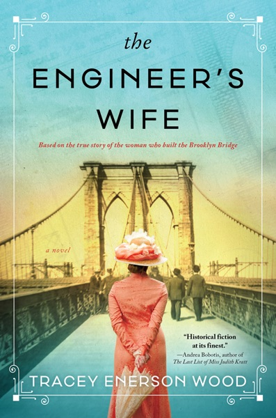 The Engineer's Wife - Tracey Enerson Wood book cover