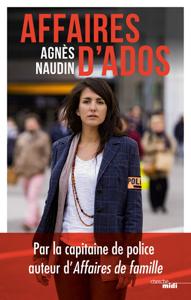 Affaires d'ados La couverture du livre martien