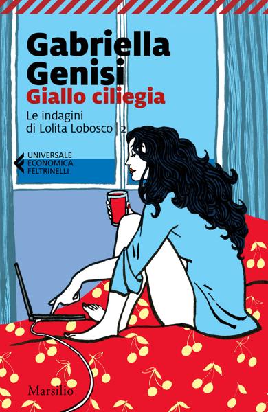 Giallo ciliegia di Gabriella Genisi