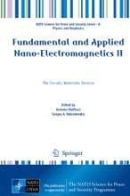 Fundamental And Applied Nano-Electromagnetics II