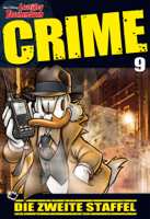 Walt Disney - Lustiges Taschenbuch Crime 09 artwork
