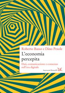 L'economia percepita Libro Cover