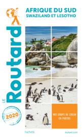 Guide du Routard Afrique du Sud 2020