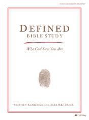 Defined - Bible Study eBook