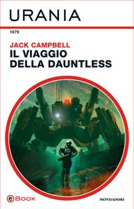 Il viaggio della Dauntless (Urania) Copertina del libro