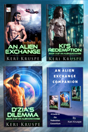 An Alien Exchange Boxed Set