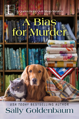 Sally Goldenbaum - A Bias for Murder book