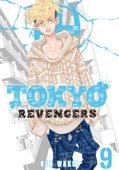 Tokyo Revengers Volume 9 Book Cover
