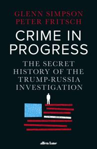 Crime in Progress Cover Book