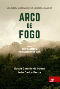 Arco de fogo Book Cover