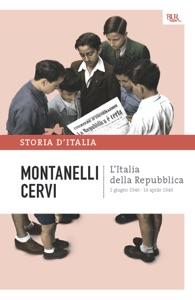 L'Italia della Repubblica - 2 giugno 1946 - 18 aprile 1948 Book Cover