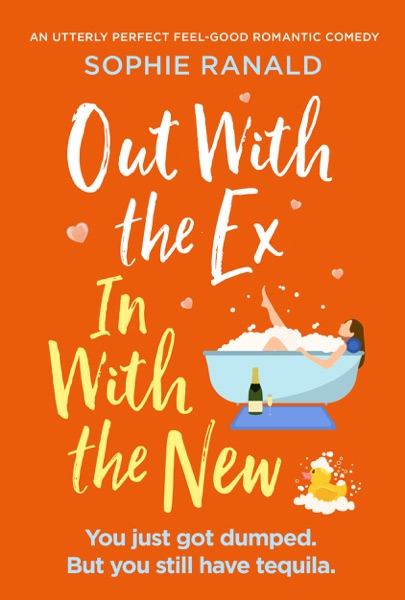 Out with the Ex, In with the New - Sophie Ranald book cover