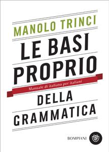 Le basi proprio della grammatica Copertina del libro