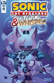 Sonic: Tangle & Whisper #4