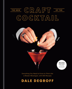The New Craft of the Cocktail Copertina del libro
