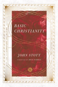 Basic Christianity Book Cover