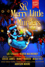 Six Merry Little Murders book