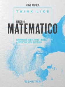 Think like. Pensa da matematico Book Cover