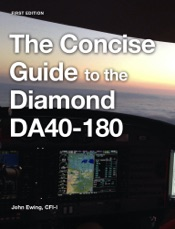 The Concise Guide to the Diamond DA40-180