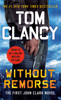 Tom Clancy - Without Remorse artwork