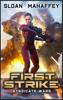 Justin Sloan, George Mahaffey & Kyle Noe - Syndicate Wars: First Strike  artwork