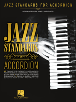 Various Authors - Jazz Standards for Accordion Songbook artwork
