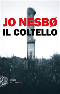 Il coltello Libro Cover