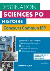 Histoire  - Concours commun IEP - 2e éd.