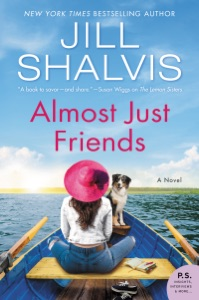 Almost Just Friends Book Cover