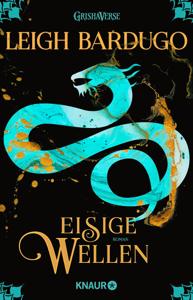 Eisige Wellen Buch-Cover