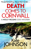 Kate Johnson - Death Comes to Cornwall artwork
