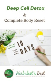 Deep Cell Detox Complete Body Reset