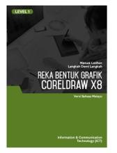 Reka Bentuk Grafik (CorelDRAW X8) Level 1