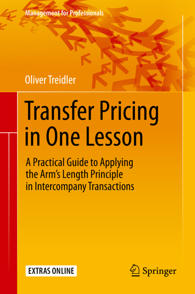 Transfer Pricing in One Lesson