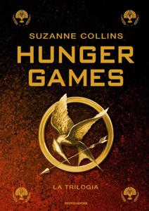 Hunger Games - La trilogia Libro Cover