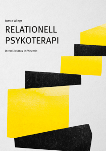 Relationell psykoterapi Cover Book