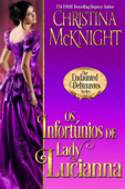 Os Infortúnios de Lady Lucianna Book Cover