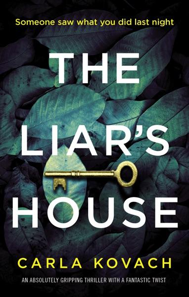 The Liar's House - Carla Kovach book cover