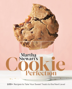 Martha Stewart's Cookie Perfection Book Cover