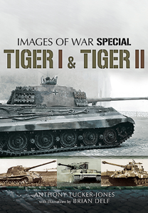 Tiger I & Tiger II Buch-Cover