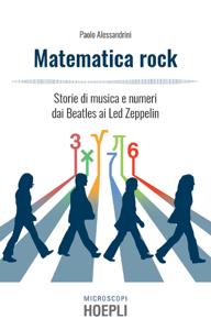 Matematica rock Copertina del libro