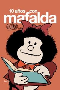 10 años con Mafalda Book Cover