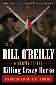 Killing Crazy Horse Book Cover