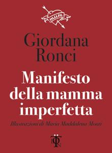 Manifesto della mamma imperfetta Copertina del libro