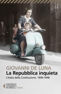 La Repubblica inquieta Book Cover